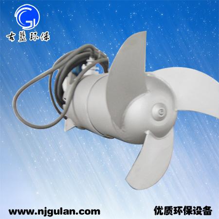 潜水搅拌机(冲压式QJB1.5kw-4kw)