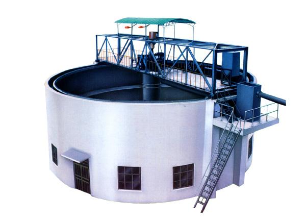 WNG浓缩池悬挂式中心转动刮泥机